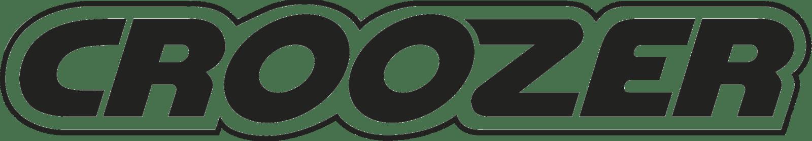 CRO Logo schwarz - Fahrrad-Anhänger