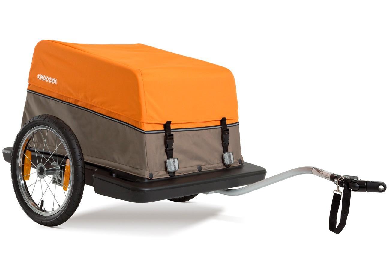 Cargo Bike web - Fahrrad-Anhänger